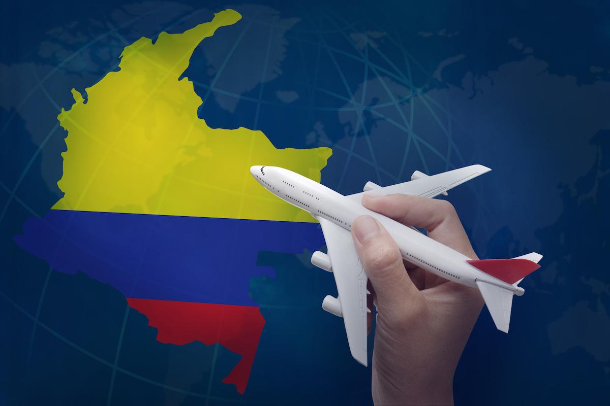 Pasaporte colombiano desde el extranjero