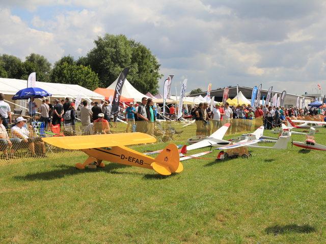 6. Segelflugmesse in Schwabmünchen