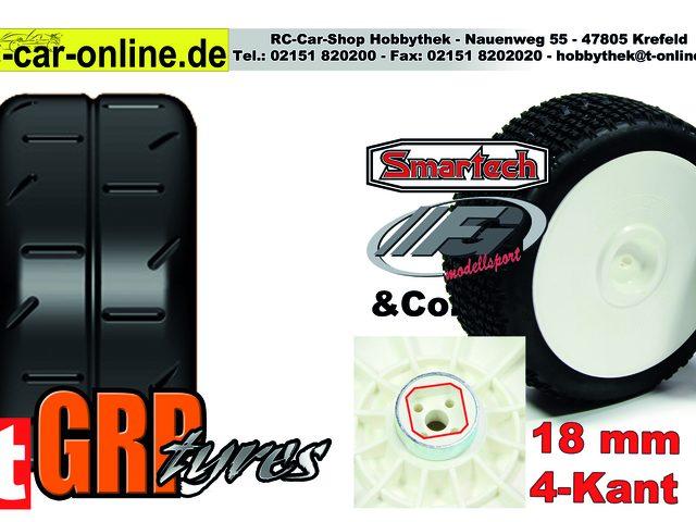 Neue GRP-Reifen bei RC-Car-Shop – Hobbythek