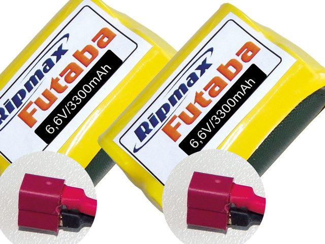 2s-LiFe-Empfängerakku von Ripmax