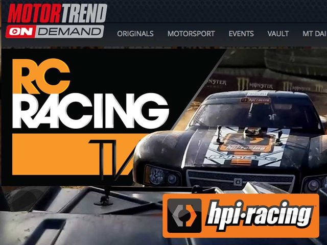 RC Racing TV-Sender startet in den USA