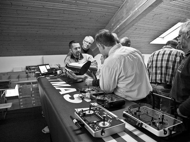 Jeti-Workshop bei Voltmaster