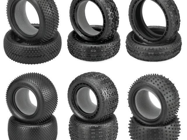 JConcepts-Reifen offiziell DMC-konform
