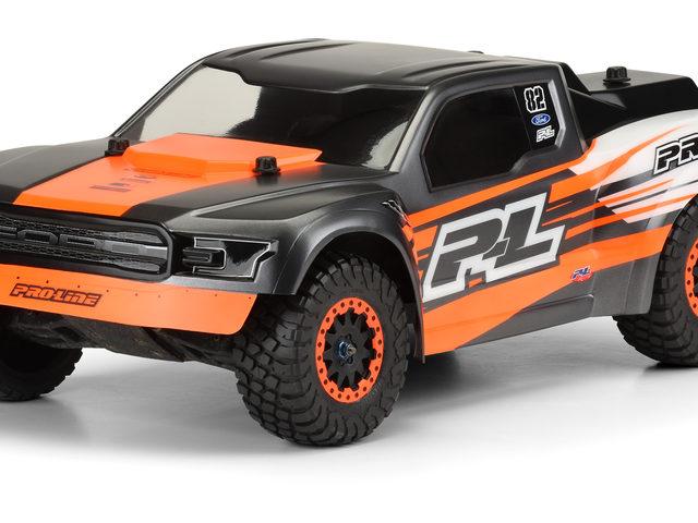 Ford Raptor-Karosserie von Pro-Line