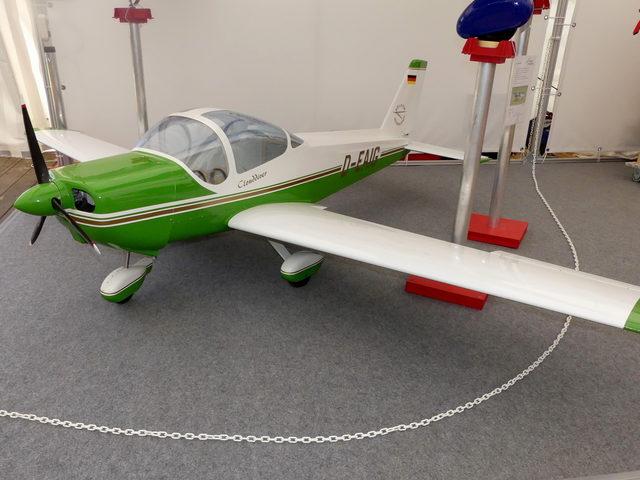 Bölkow Bo 209 Monsun von Kempf Modellbau
