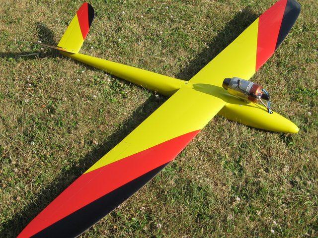 Opus-V/Jet-CC von PAF-Modellbau