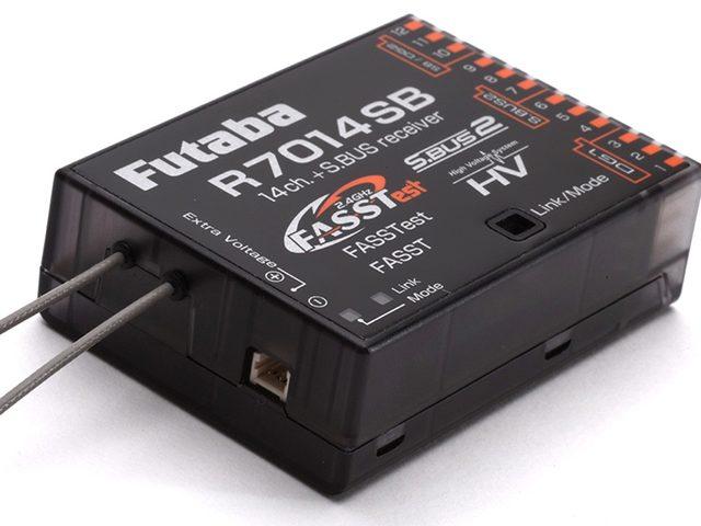 Neuer Futaba-Empfänger