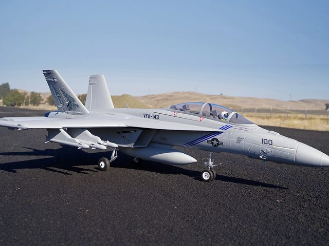 F/A-18 Super Hornet von D-Power