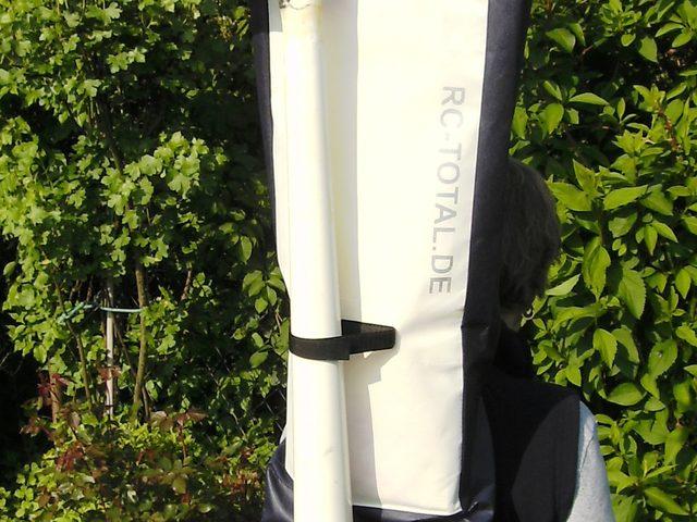 Praktischer Segler-Rucksack von RC-Total