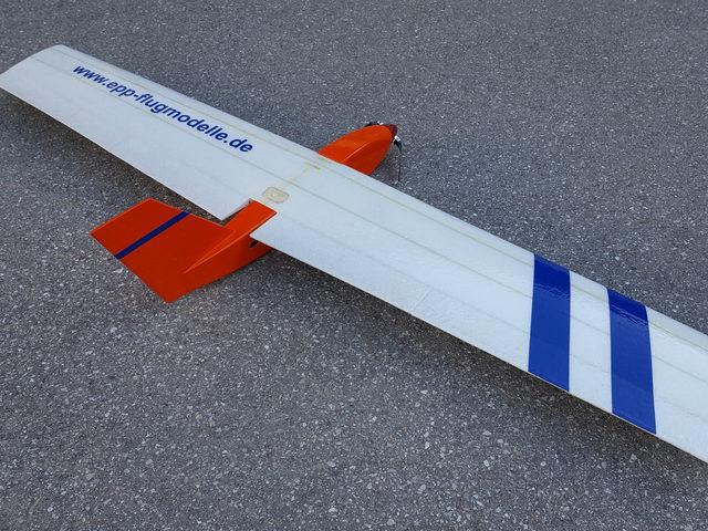Baracuda 1500E von Florian Widmann/EPP Flugmodelle