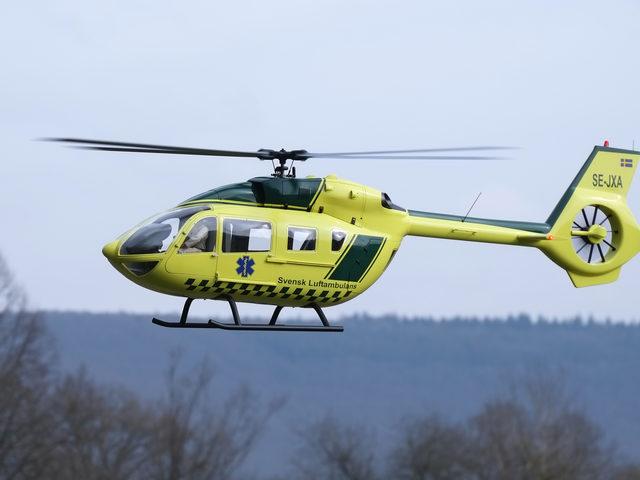 H145 T2-Bausatz von Vario Helicopter