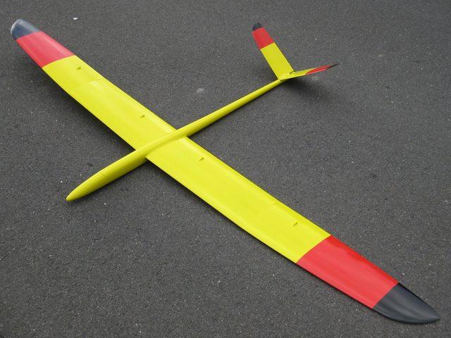 Neuer Segler Opus-V-XL von PAF-Flugmodelle