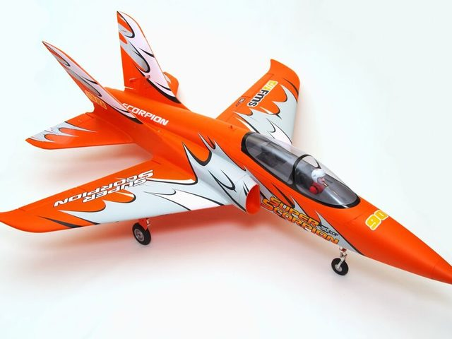Super Scorpion EDF90 Jet von PAF