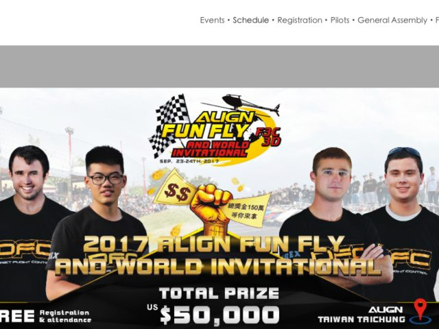 Align Fun Fly and World Invitational