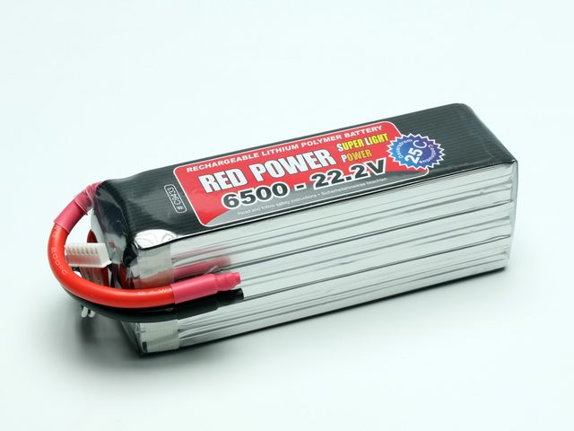 LiPos der Marke Red Power seit 10 Jahren bei Pichler