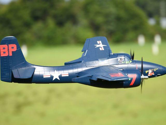 FMS Grumman F7F Tigercat von trade4me