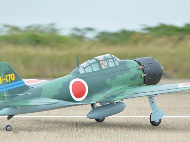 Zero Fighter A6M von Pichler