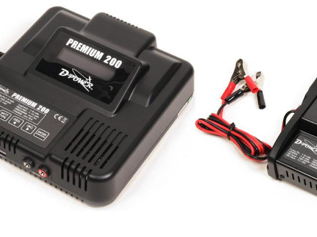 D-Power-Ladegeräte jetzt bei Höllein