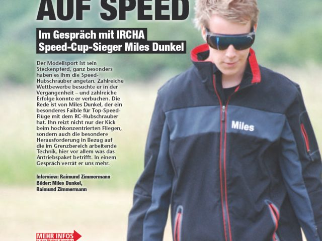 """""""Auf Speed"""""""