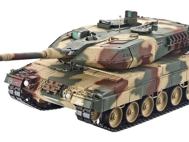 Leopard 2A6 in 1:16