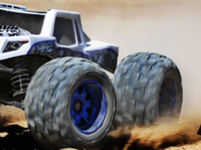 Losi präsentiert neuen 1:8er-Brushless-Monster Truck