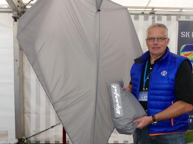 Regen- und Sonnenschutz für Modelle von Skins 4 Jets