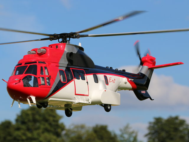 Scale-Heli-Meeting in Offenbach dieses Wochenende