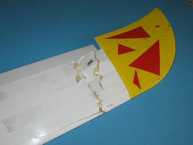 Workshop: Balsa-Styro-Tragfläche reparieren
