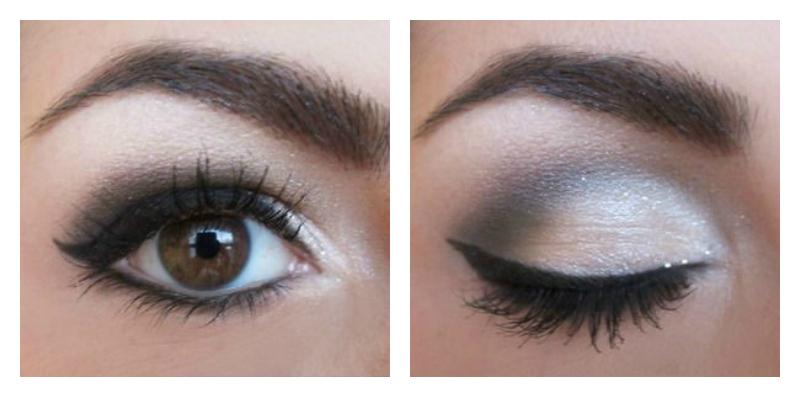 Как сделать маленькие глаза большими при помощи макияжа