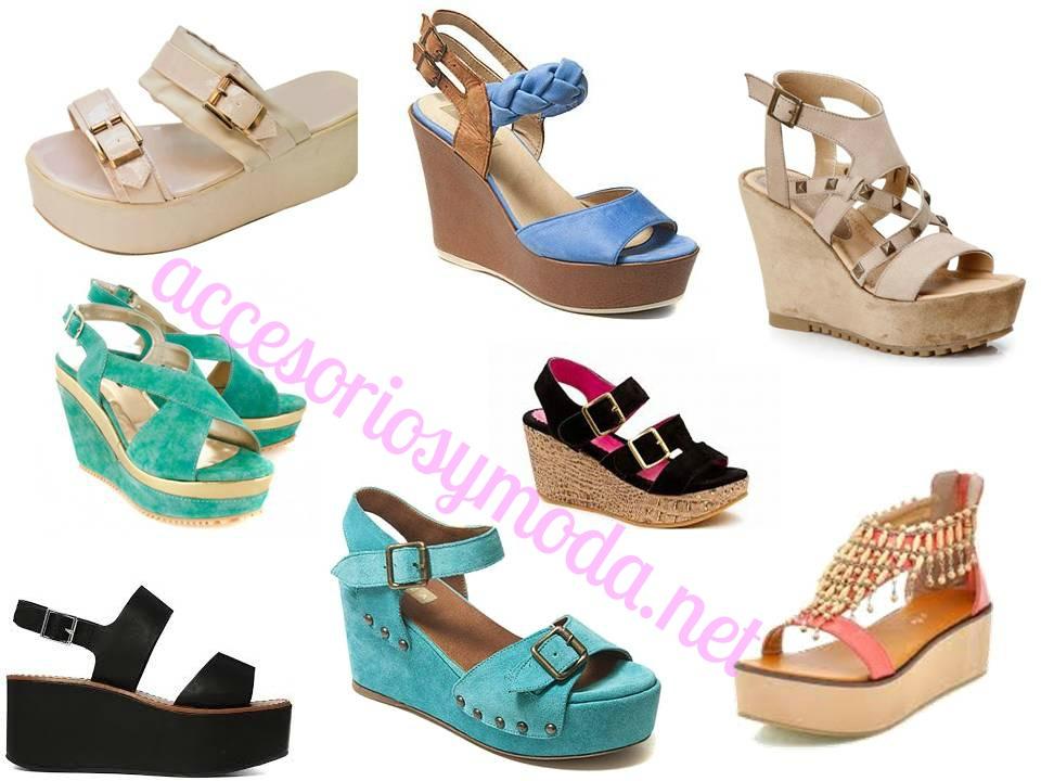 Sandalias verano 2014 blog de moda - Zapatos collage ...