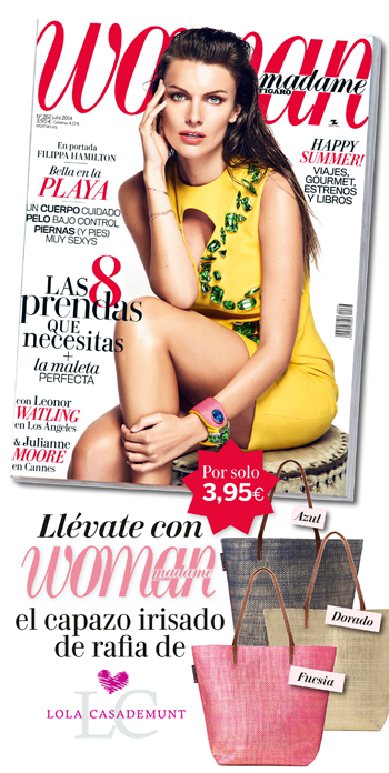 Revista Elle Julio 2014