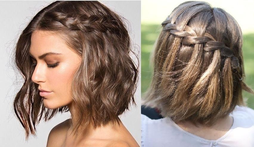 peinados con pelo corto - blog de moda