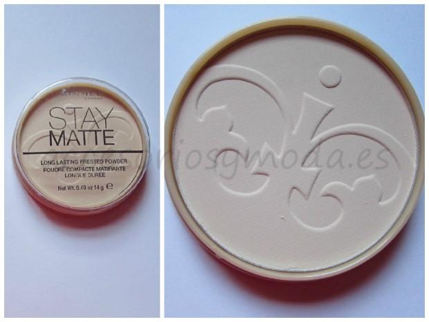 stay matte rimmel 1