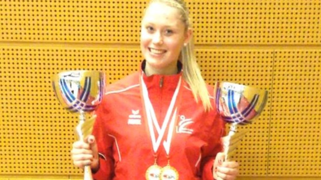 Ramona br%c3%bcderlin swiss karate open 22022014
