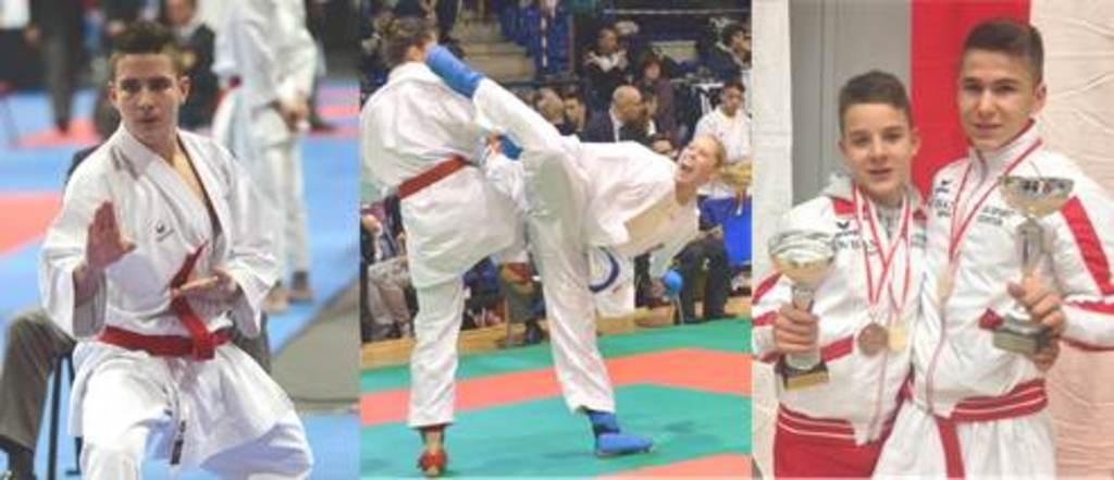 Swiss karate league 2014 in liestal