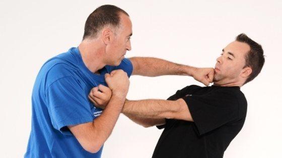 Krav maga sparring