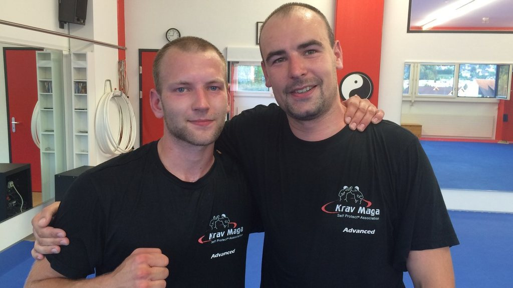Krav maga advanced pr%c3%bcfungen im juli 2015