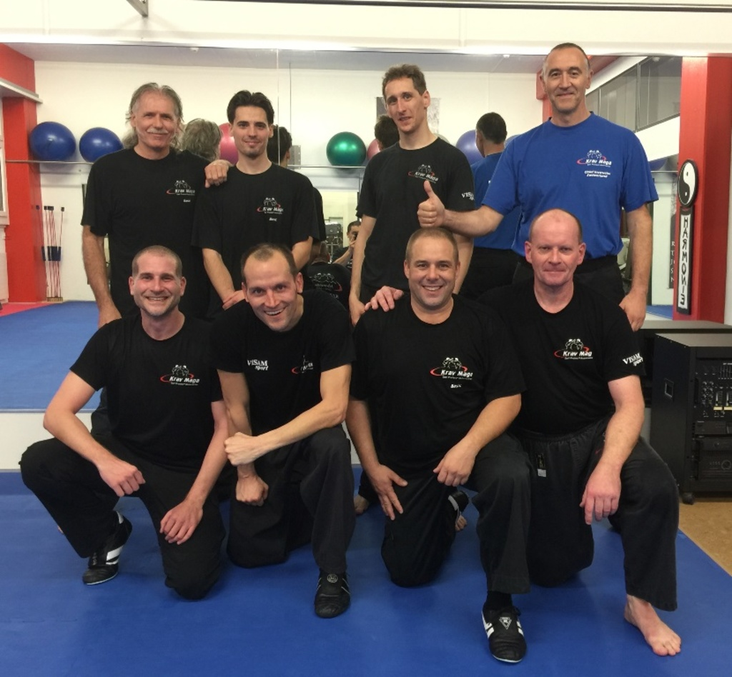 Krav maga advanced pr%c3%bcfungen im november 2015