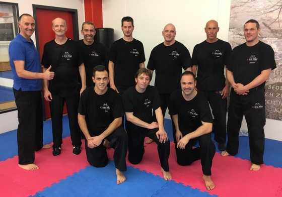 Krav maga basic 1 prufungen vom 1 9092017 im kms center liestal