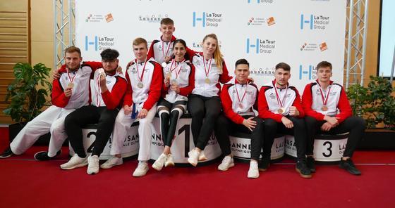 Bsc team skl lausanne 2019