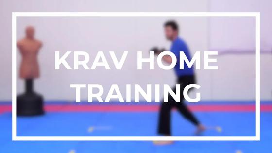 Krav home training