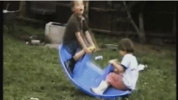 Children are like little drunk people. - Imgur