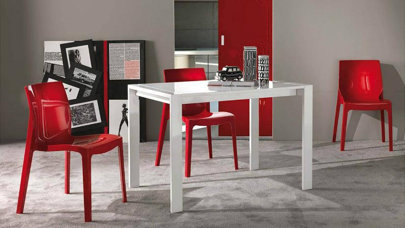 Tavoli Allungabili In Plastica.Tavoli Da Pranzo Allungabili Moderni Beautiful Perfect Tavolo Da