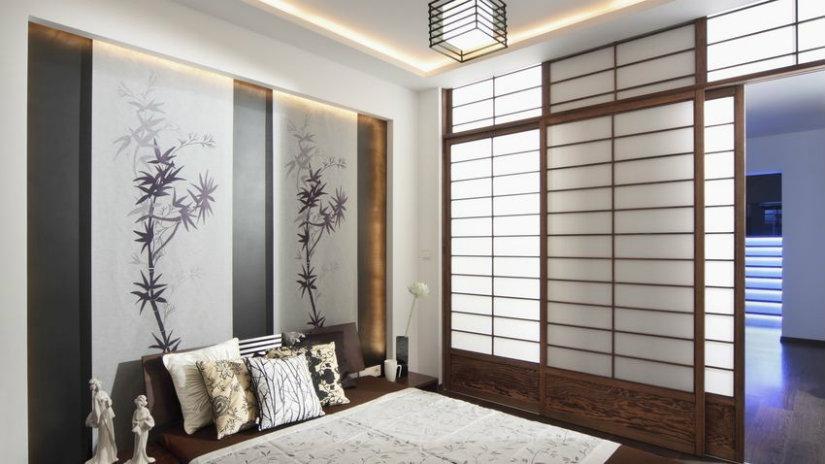 Camere Da Letto In Stile Giapponese : Camere da letto orientali. stunning camera da letto in stile zen
