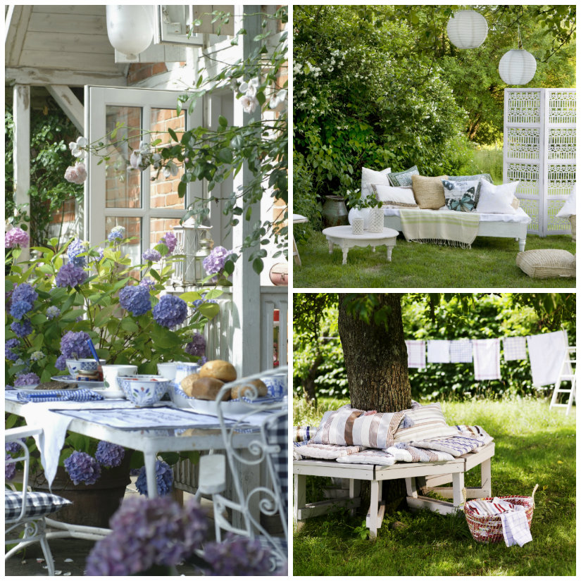 Come Abbellire Un Giardino Trendy Idee Per Decorare Un Giardino