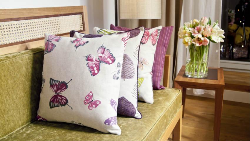 Cuscini Con Schienale Per Sedie Da Esterno : Tessuti per cuscini da esterno affordable vendita di n cuscini