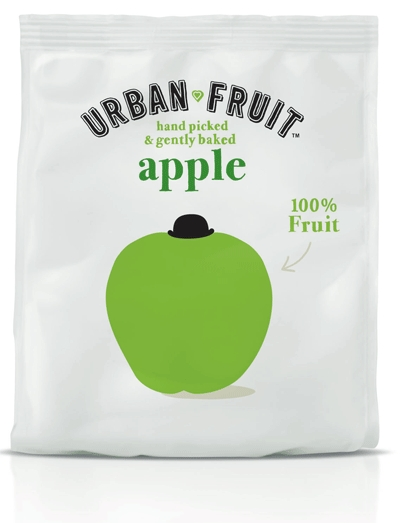 B & B Studio has redesigned the packaging for Urban Fruit, a product which it has also renamed and rebranded ahead of an Asda roll-out at the end of this month.