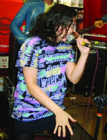 Tahita Bulmer, New Young Pony Club