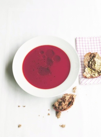 Soup from Great British Food