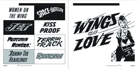 Custom Lettering of the 60s and 70s